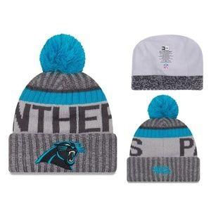 NFL CAROLINA PANTHERS Unisex Knit Hat